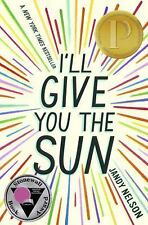 I'll Give You the Sun by Jandy Nelson (2014, Hardcover)