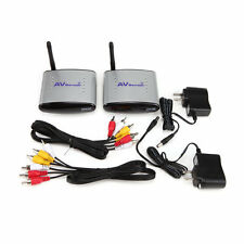 2.4G Wireless A/V Wireless Audio/Video Transmission PAT-330 Transmit 150M