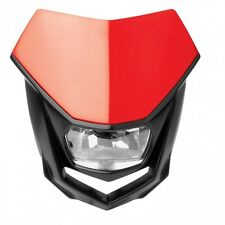 Honda CRF 250L 2012 15 CRF250L Headlight HALO Red CR04 Polisport