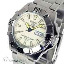 SEIKO 5 SPORTS MEN'S AUTOMATIC LUMIBRITE FACE SNZF59J1 SNZF59