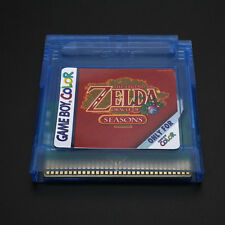 For Nintendo Game Legend Of Zelda Oracle Of Seasons GBC Game Card Gift For Fans
