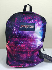 2015 Jansport HIGH STAKES Backpack MULTI INTERGALACTICA School backpack