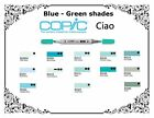 COPIC CIAO MARKERS - BG SHADE