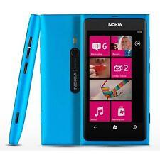 NOKIA Lumia 800 16gb-Blu (Sbloccato) Smartphone-Grado B - 12 mesi di garanzia