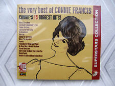CONNIE FRANCIS the very best of CONNIE'S 15 BIGGEST HITS! Sept. 1963 TR CD 1243