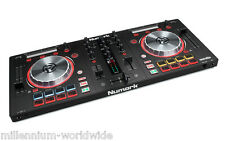 NEW - NUMARK MIXTRACK PRO 3 - 2-CHANNEL DIGITAL DJ CONTROLLER / SERATO / OSX, PC