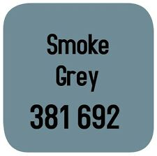 BRITISH STANDARD 381C 692 CELLULOSE PAINT  SMOKE GREY 2.5L