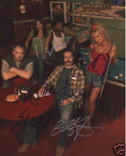 MY NAME IS EARL CAST AUTOGRAPH SIGNED PP PHOTO POSTER