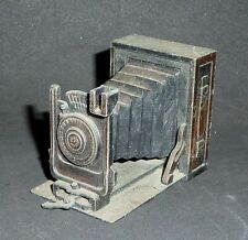 Antique style EARLY CAMERA   Pencil Sharpener