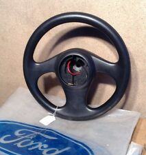 Ford Escort MK5 Steering Wheel Genuine Ford New Old Stock NOS Concourse