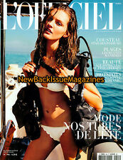 French L'Officiel 7/10,Ali Stephens en Chloe,July 2010,NEW