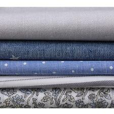 Fabric Remnant Pieces 100% Cotton Pre Cut Clearance Craft Fat Quarter Sewing New