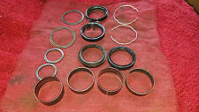 RM250 SUZUKI 2000 RM 250 00 (LOT A) FORK BUSHINGS RETAILERS CLIPS SPACERS WASHER