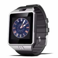 Bluetooth Smart Watch DZ09 Smartwatch GSM SIM Card For Android IOS iPhone Black