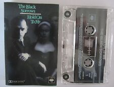 THE BLACK SORROWS HOLD ON TO ME AUSTRALIAN RELEAESE CASSETTE TAPE