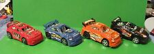 Polyfect Toys CARS LOT Pull Back and Go Action 4 Colors Plastic Clearance Item
