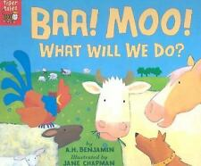 A H Benjamin - Baa Moo What Will We Do (2003) - Used - Trade Paper (Paperba