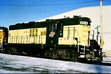 TTR654 CHICAGO & NORTH WESTERN GP9 4514 @ APPLETON WIS