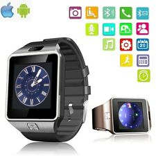 Smart Watch Orologio Cellulare Bluetooth GSM SIM Per Android Samsung HTC LG SONY