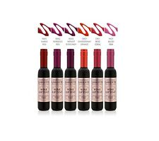 [LABIOTTE] Brand New Chateau Labiotte Wine Lip Tint 6pcs SET 7g (All Colors)