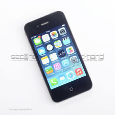Apple iPhone 4 32GB Black Factory Unlocked Smartphone Good Condition