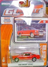 Green Light GLMuscle *Series 10* 1966 Shelby GT350 Candy Apple Red