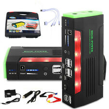 68800mAh Portable Car Jump Starter Power Bank Minimax Battery Pack Booster