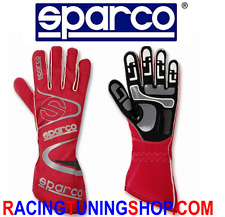 GUANTI KART SPARCO ARROW K-7 KARTING GLOVES HANDSCHUHE TAGLIA SIZE 11 ROSSO