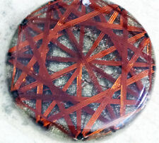 Biomagnetic 12 Vortex Quantum Electron Holder Metayantra Pranic Device, ORGONE