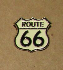 A8  ROUTE 66  VINTAGE PIN