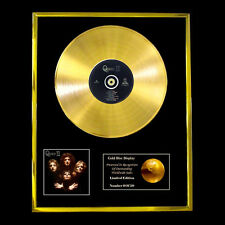 QUEEN /QUEEN II CD  GOLD DISC FREE P+P!!