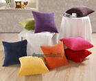 Multicol Corn kernels Corduroy Sofa Decor Throw Pillow Case Cushion Cover Square