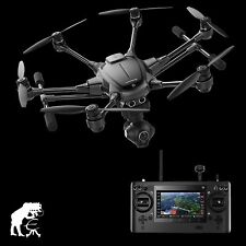"Yuneec Typhoon H · Hexacopter · 360° 4K UHD 30fps Kamera · 7"" Touchscreen ST16"