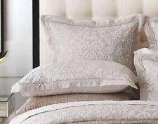 Pair Pillow Case Sheridan Roper Chalk  50cm x 75cm  Light Brown Beige