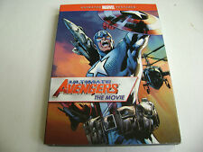 Ultimate Avengers - The Movie (DVD) With Slipcase