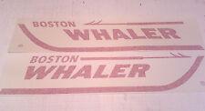 """NEW BOSTON WHALER DECALS 6""""x28"""""""