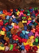 Lot Of 50 Random Original GOGOS Crazy Bones 1st Series 1990s