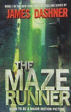 The Maze Runner, Book 1, by James Dashner, Paperback, 2010, New