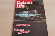 SV0852) Datsun Stanza - Datsun Life 12/1981