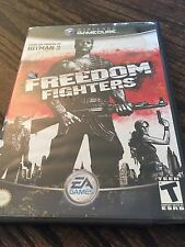 Freedom Fighters (Nintendo GameCube, 2003) NG7