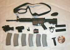 DAM Toys Navy Seal Recon leader Sopmod m4 CARBINE giocattolo scala 1/6th