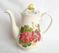 Simpsons Belle Fiore Coffee Pot and Lid - Vintage