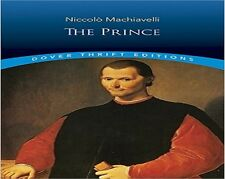 The Prince (Dover Thrift Editions) by Niccolò Machiavelli (Paperback) BRAND NEW