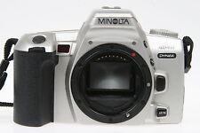 Minolta Dynax 404si solo chassis con Cinturino #98908580