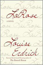 SIGNED LaRose : A Novel by Louise Erdrich Hardcover with event photos new