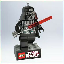2011 Hallmark LEGO STAR WARS Ornament DARTH VADER *Priority Shipping*