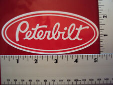 Peterbilt  Diesel Tractor Truck NHRA IMCA USRA NTPA Decal Sticker