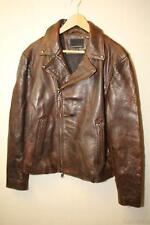 Banana Republic NEW Mens M Medium $550 Fall '16 Leather Motorcycle Jacket pk