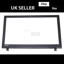"Toshiba Satellite L50-C-14P Series Screen 15.6"" Bezel Surround Trim Cover Black"