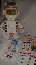 2009 Playskool Alphie has booster pack and extra cards works great Learning